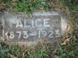 Alice <i>Lyon</i> Kennedy