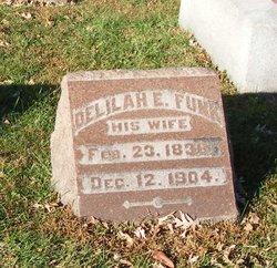 Delilah E. <i>Funk</i> Brown