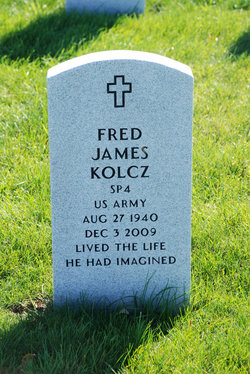 Fred James Kolcz