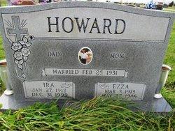 Ezza <i>Allen</i> Howard