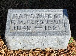 Mary Frances <i>Weeks</i> Ferguson