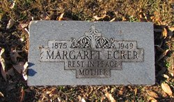 Margaret <i>Kelly</i> Ecker
