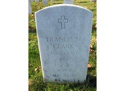 Francis Harry Clark