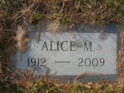 Alice M. <i>Merrill</i> Downing