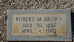 Robert Manley Brown