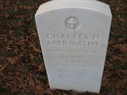 PFC Charles Harding Abernathy