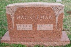 Effie May <i>Rogers</i> Hackleman