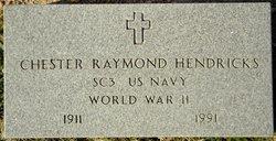 Chester Raymond Hendricks