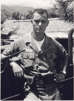 Capt Robert Trame Bob Bensberg