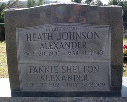 Heath Johnson Alexander
