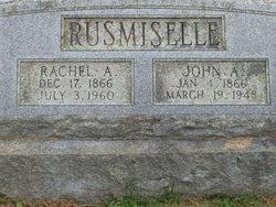 John Asher Rusmisel