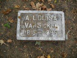 Anna Louisa <i>Palmer</i> Van Sickle