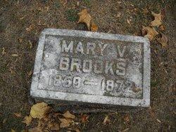 Mary <i>Van Sickle</i> Brooks