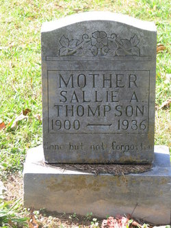 Sellie A. Sellie <i>Clark</i> Thompson