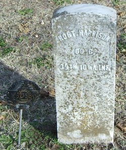 Pvt Robert Harrison