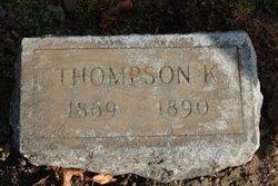 Thompson K Hitchcock