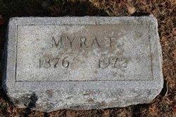 Myra F <i>Ingersoll</i> Hitchcock