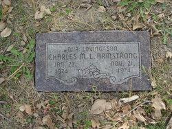 Charles Merle Lee Armstrong
