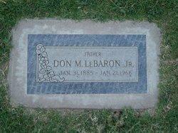Don Moroni LeBaron, Jr