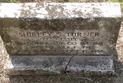 Pvt Shirley S. Turner