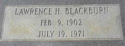 Lawrence Harry Blackburn, Sr