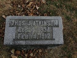 Pvt Thomas Jefferson Atkinson