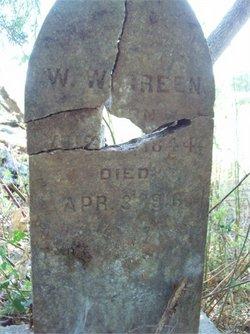 William Henry Littleberry Washington Green