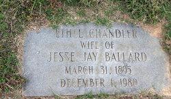 Ethel Susan <i>Chandler</i> Ballard