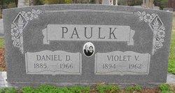 Daniel Decater Paulk
