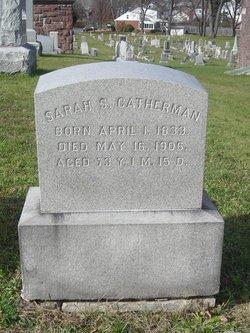 Sarah <i>Smith</i> Catherman