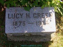 Lucy Mae <i>Gray-Green</i> Hayden