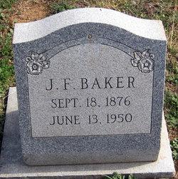 Jesse Farris Jess / J.F. Baker