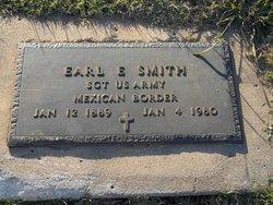 Sgt Earl Edgar Smith