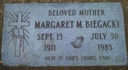 Margaret Mary <i>Plascak</i> Biegacki
