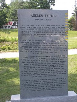 Andrew Tribble