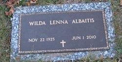 Wilda Lenna <i>Odean</i> Albaitis