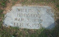 Willis Wright Hobgood