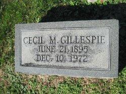 Cecil Aubrey <i>McCane</i> Gillespie