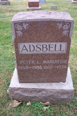 Peter L Adsbell
