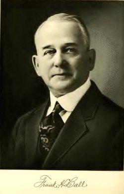 Frank Hamilton Ball