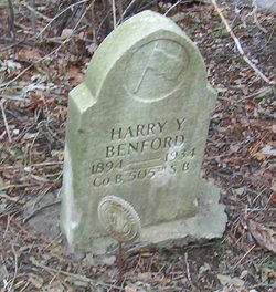 Harry Y. Benford