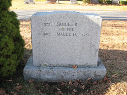 Maude <i>Hamblen</i> Garland