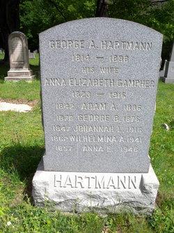 Adam A Hartmann