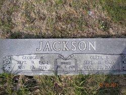 Oleta Belle <i>Rushing</i> Jackson