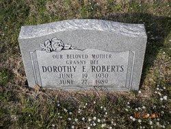 Dorothy Ellen <i>Jackson</i> Roberts