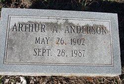 Arthur A Anderson