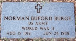 Norman Buford Burge