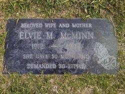 Elvie Marie <i>Orrell</i> McMinn