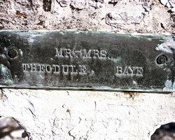 Irma Marie <i>Bouterie</i> Baye