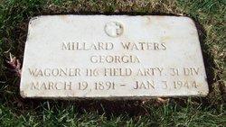 Millard Waters